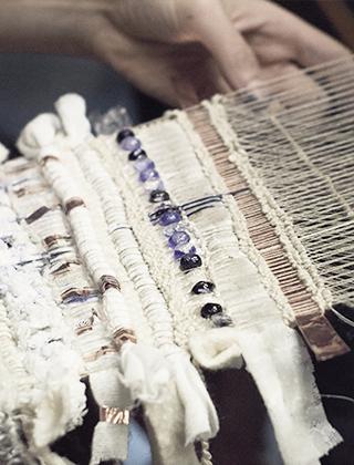 textile interactif loxiale