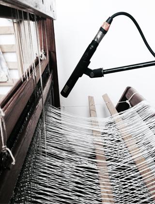 métier à musique Loxilae atelier Elodie Fiat Helène Hingant Lucile DROUET